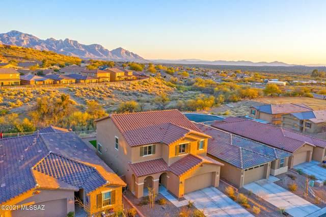 39291 S Trifecta Drive, Tucson, AZ 85739 (MLS #22107274) :: The Luna Team