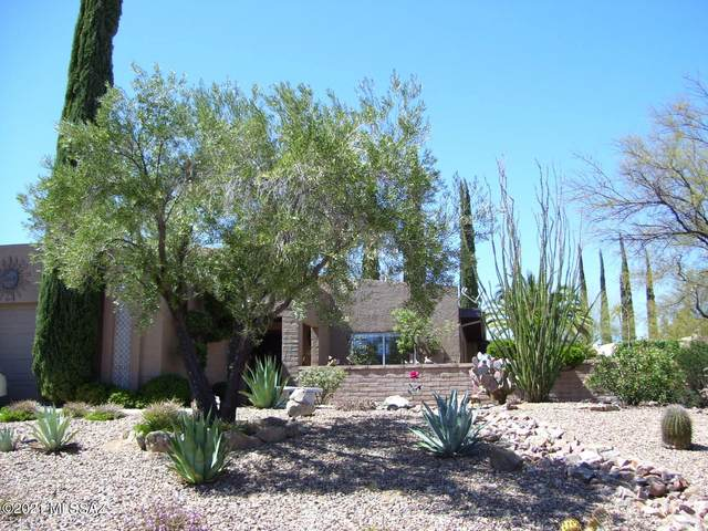 2760 S Camino Ortega, Green Valley, AZ 85622 (#22107277) :: Kino Abrams brokered by Tierra Antigua Realty