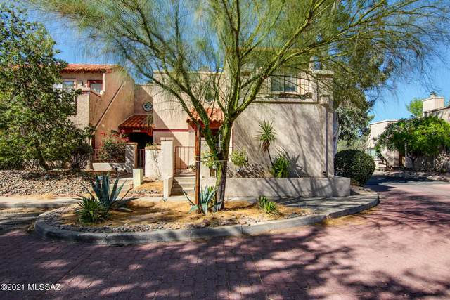 2284 W Paseo Cielo, Tucson, AZ 85742 (#22107329) :: Tucson Real Estate Group