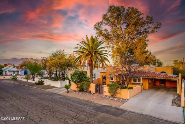 1138 N Plumer Avenue, Tucson, AZ 85719 (#22107390) :: Tucson Real Estate Group