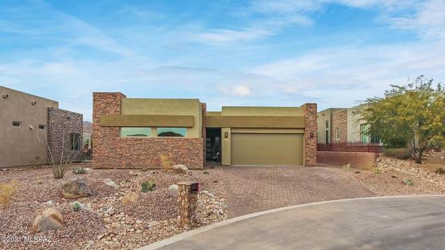 929 W Enclave Canyon Court, Oro Valley, AZ 85755 (MLS #22107414) :: The Property Partners at eXp Realty