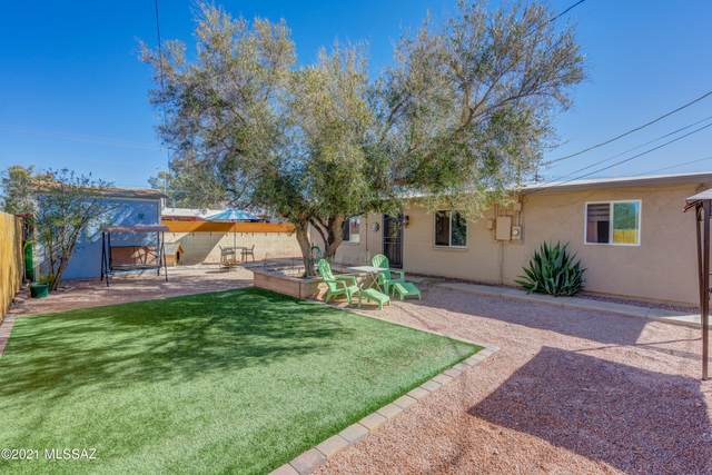 1018 E Prince Road, Tucson, AZ 85719 (#22107926) :: Tucson Real Estate Group