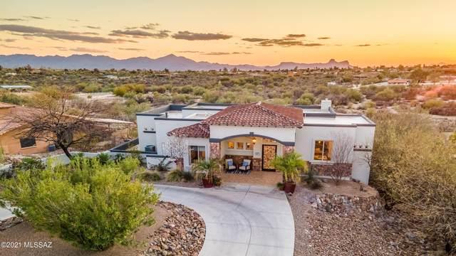 9927 N Rabwa Place, Tucson, AZ 85742 (#22108001) :: Keller Williams