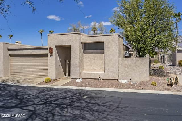4437 E Haven Lane, Tucson, AZ 85712 (#22108026) :: Long Realty Company