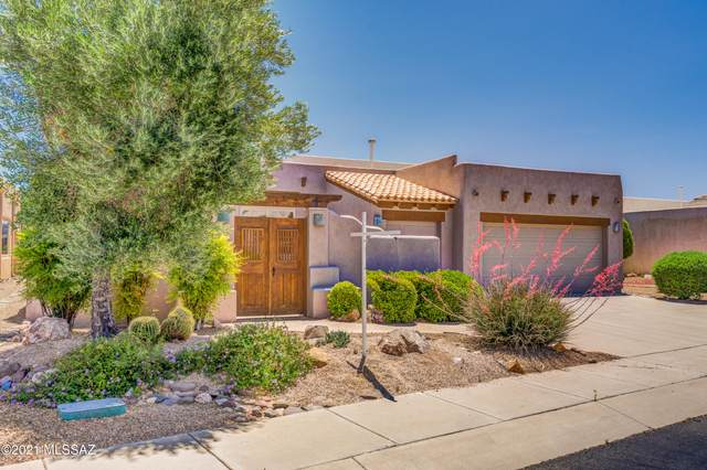 2791 S Fade Drive, Green Valley, AZ 85614 (#22108250) :: Tucson Real Estate Group