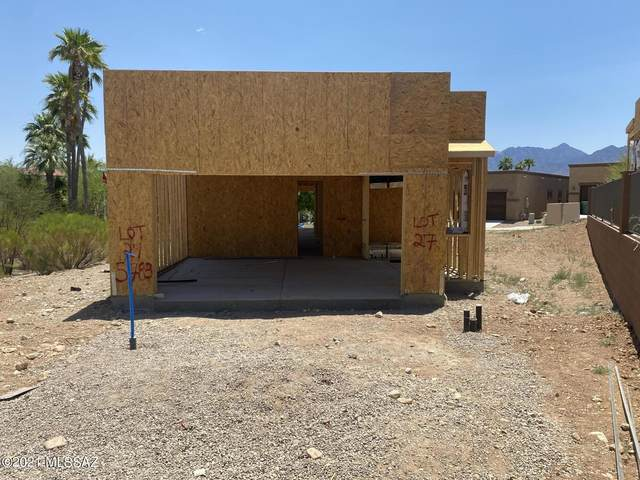 5783 S Dame Drive Lot 27, Green Valley, AZ 85622 (#22108422) :: Kino Abrams brokered by Tierra Antigua Realty