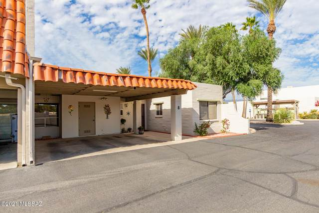 2525 E Prince Road #8, Tucson, AZ 85716 (MLS #22108544) :: The Luna Team