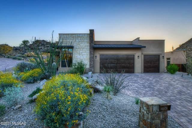 14325 N Stone View Place, Tucson, AZ 85755 (#22108634) :: Tucson Real Estate Group