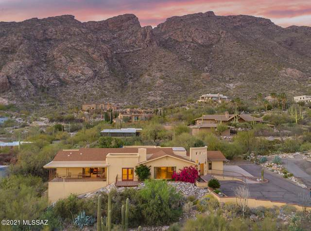 4619 E Coronado Drive, Tucson, AZ 85718 (#22108652) :: Tucson Real Estate Group