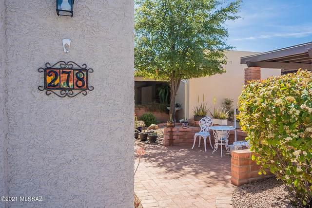 278 N Cactus Loop, Green Valley, AZ 85614 (#22108663) :: The Local Real Estate Group | Realty Executives