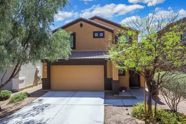 8766 N Mugho Pine Trail, Tucson, AZ 85743 (#22108677) :: The Josh Berkley Team