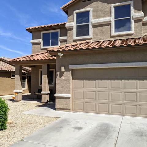 841 E Cottonwood Canyon Place, Sahuarita, AZ 85629 (MLS #22108679) :: The Property Partners at eXp Realty