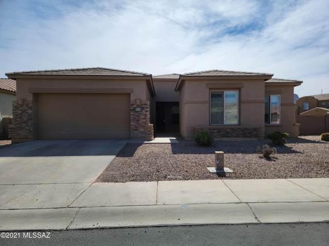 7291 W Basie Court, Tucson, AZ 85743 (#22108769) :: Kino Abrams brokered by Tierra Antigua Realty