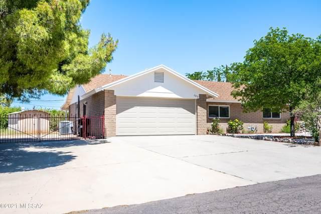 2270 W Calle Encanto, Oracle, AZ 85623 (#22108806) :: Tucson Real Estate Group