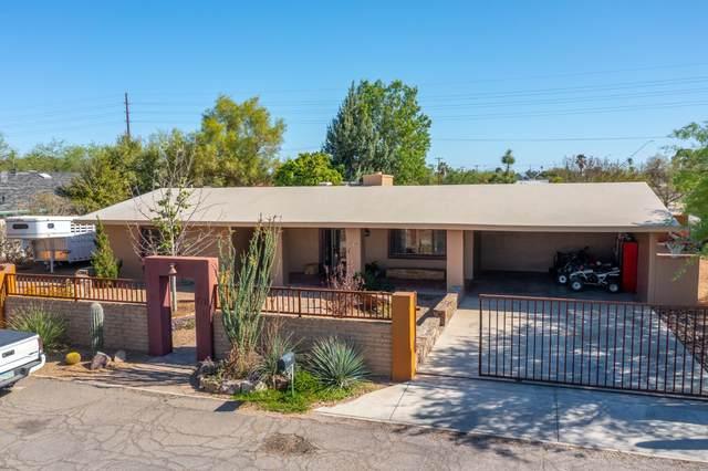 4710 E Adams Street, Tucson, AZ 85712 (#22109130) :: Gateway Partners International