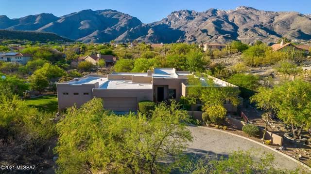 6449 E Paseo Otono, Tucson, AZ 85750 (#22109363) :: Tucson Real Estate Group