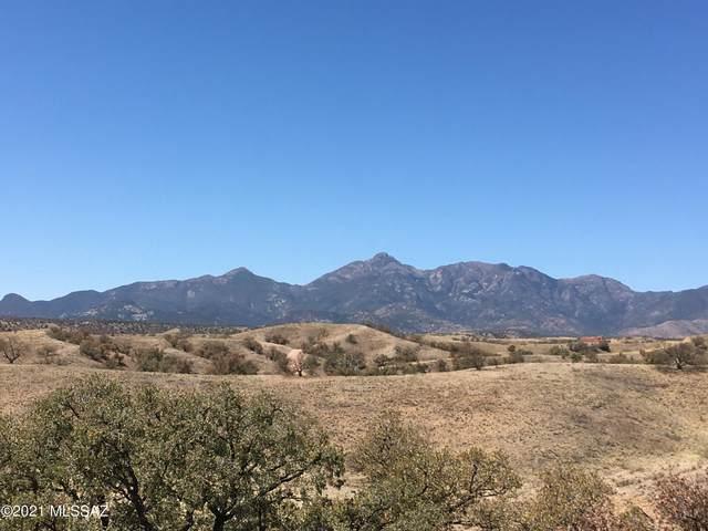 TBD Sierra Grande Ranch Road, Sonoita, AZ 85637 (#22109396) :: Long Realty - The Vallee Gold Team