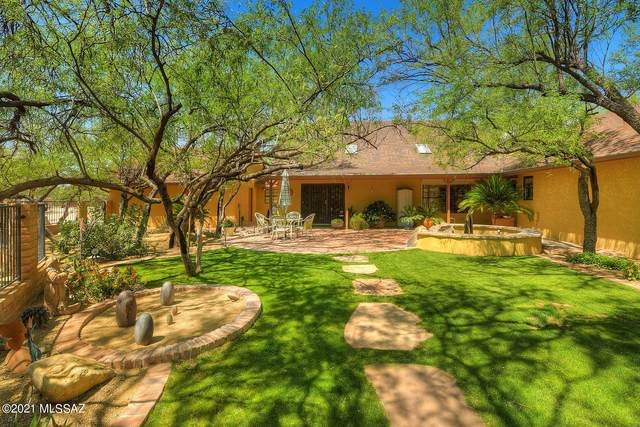 3900 N Homestead Avenue, Tucson, AZ 85749 (MLS #22109507) :: The Property Partners at eXp Realty