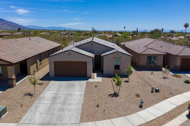 3127 W Willow Moon Trail, Tucson, AZ 85742 (#22109528) :: Gateway Realty International
