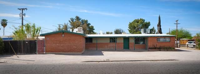 1601 S Woodland Avenue, Tucson, AZ 85711 (#22109541) :: Tucson Real Estate Group