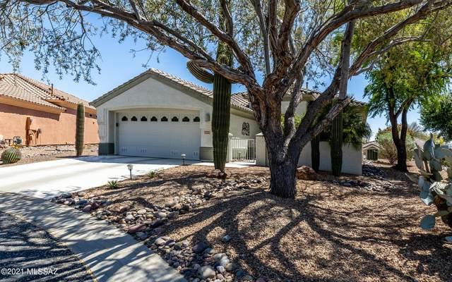 5353 W Lace Cactus Place, Marana, AZ 85658 (#22109572) :: The Josh Berkley Team