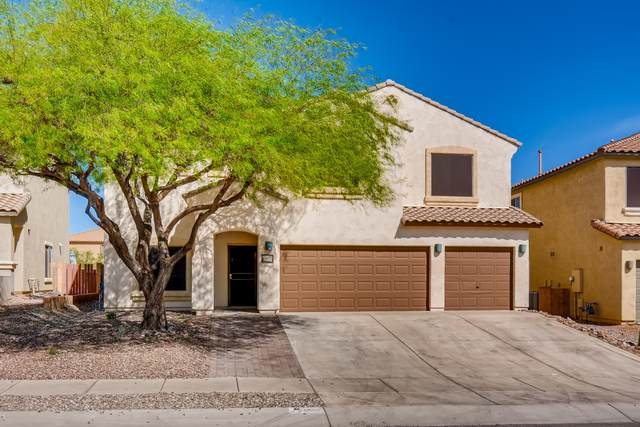 14298 S Via Del Moro, Sahuarita, AZ 85629 (#22109630) :: Tucson Property Executives