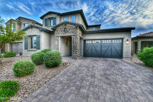 975 W Baccata Court, Oro Valley, AZ 85755 (#22109757) :: Keller Williams