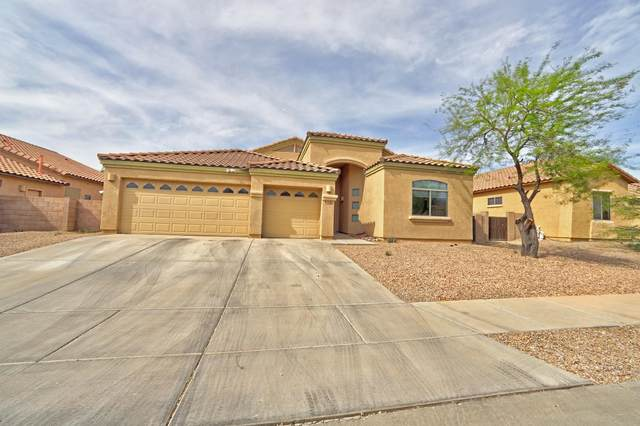 6536 W Knoll Pines Way, Tucson, AZ 85757 (MLS #22109865) :: The Property Partners at eXp Realty