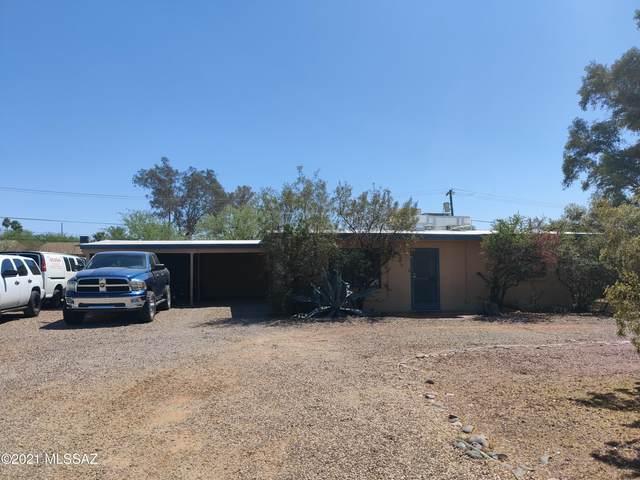 4740 E 4th Street, Tucson, AZ 85711 (#22109892) :: Gateway Realty International