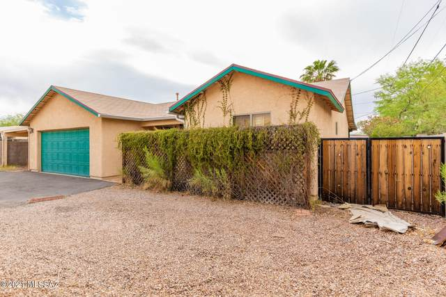 4845 E 2Nd Street, Tucson, AZ 85711 (MLS #22109928) :: The Property Partners at eXp Realty