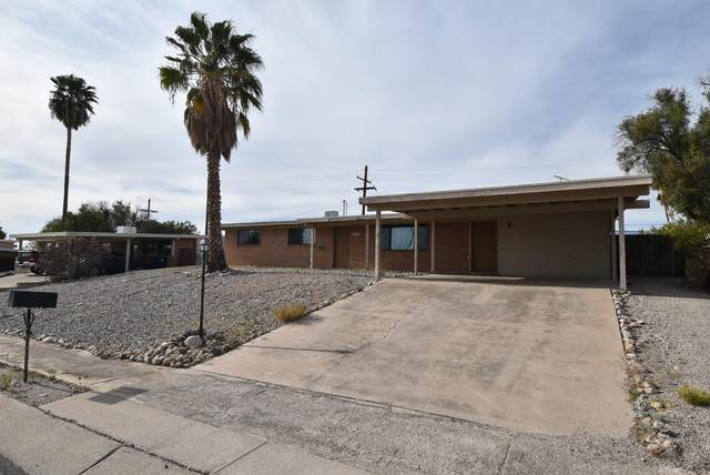 8731 E Colette Street, Tucson, AZ 85710 (MLS #22109985) :: The Property Partners at eXp Realty
