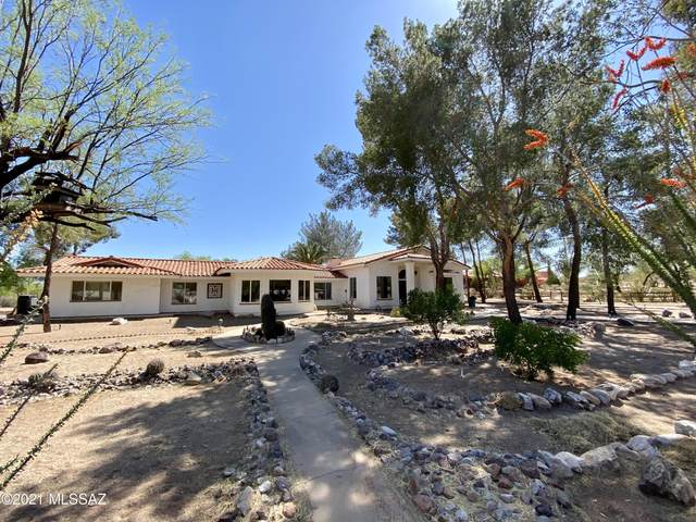 10750 E Prince Road, Tucson, AZ 85749 (MLS #22109986) :: The Property Partners at eXp Realty