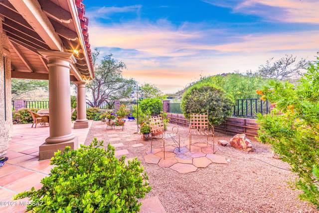 6421 N Via Divina, Tucson, AZ 85750 (#22109997) :: The Local Real Estate Group | Realty Executives