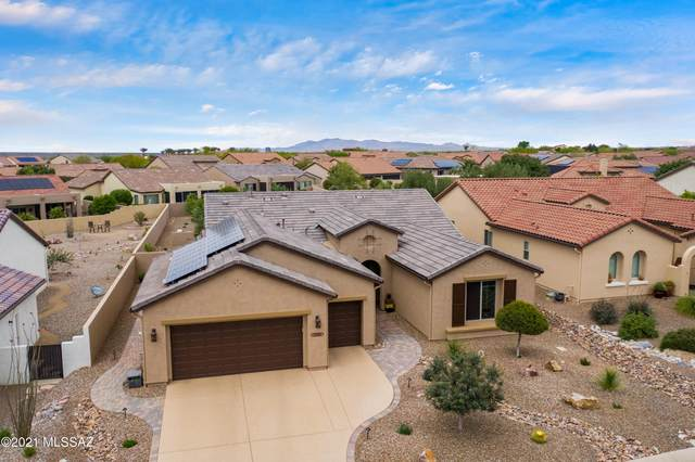 60614 E Arroyo Grande Drive, Oracle, AZ 85623 (#22110068) :: Kino Abrams brokered by Tierra Antigua Realty