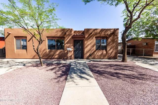3607 E 28th Street, Tucson, AZ 85713 (#22110120) :: Tucson Property Executives