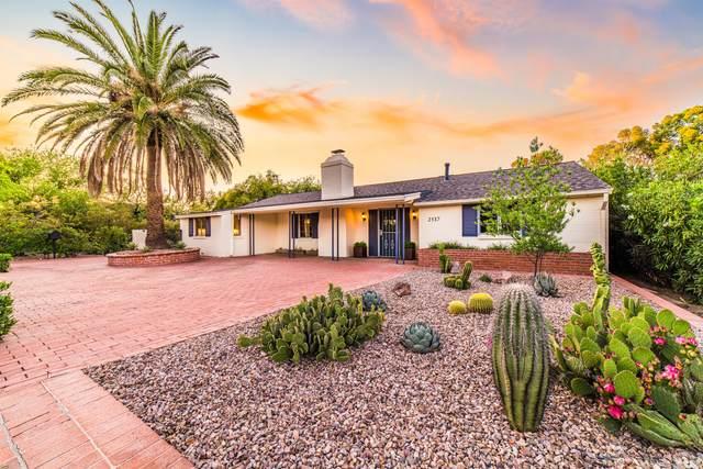2137 E Adams Street, Tucson, AZ 85719 (#22110122) :: Tucson Real Estate Group