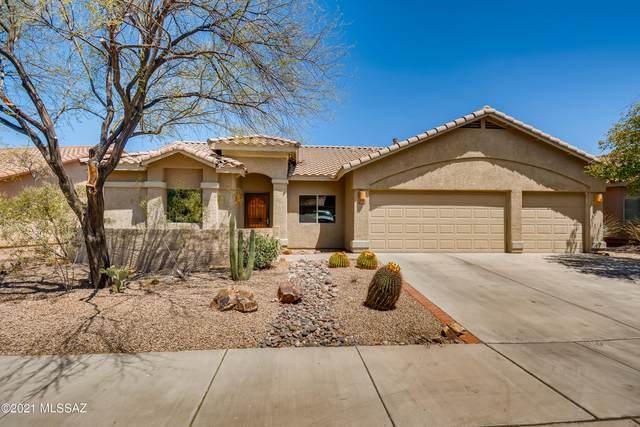 7660 W Quachila Court, Tucson, AZ 85743 (#22110164) :: Tucson Property Executives