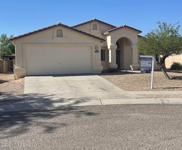 3625 W Stony Point Court, Tucson, AZ 85742 (MLS #22110165) :: The Luna Team