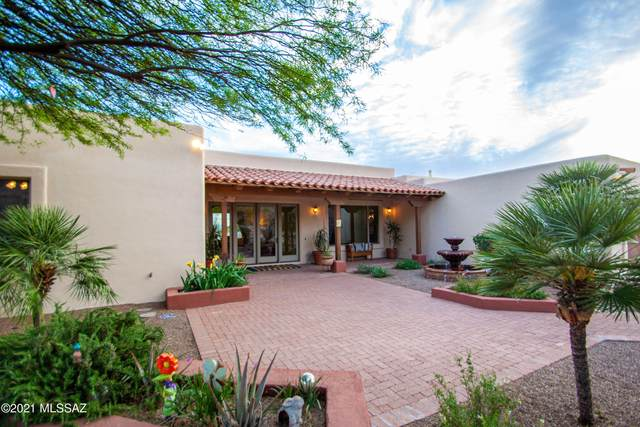 5560 N Hacienda Del Sol Road, Tucson, AZ 85718 (#22110192) :: Tucson Property Executives