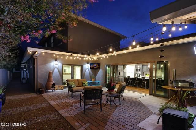 2124 E 2nd Street, Tucson, AZ 85719 (#22110384) :: Tucson Real Estate Group