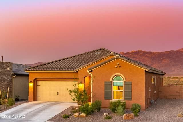 13220 N Weatherglass Drive, Oro Valley, AZ 85755 (#22110394) :: Tucson Real Estate Group