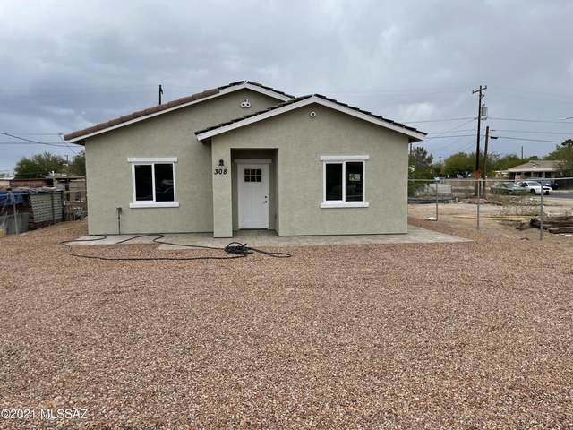 946 W Calle Arizona, Tucson, AZ 85705 (#22110487) :: Gateway Realty International