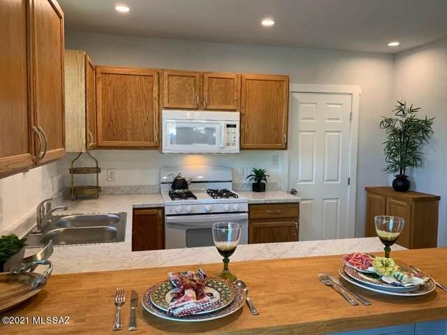 12675 N Morgan Drive, Marana, AZ 85653 (MLS #22110658) :: The Property Partners at eXp Realty