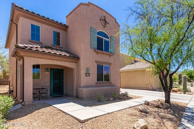 10412 E Capercaillie Street, Tucson, AZ 85747 (#22110660) :: Tucson Real Estate Group