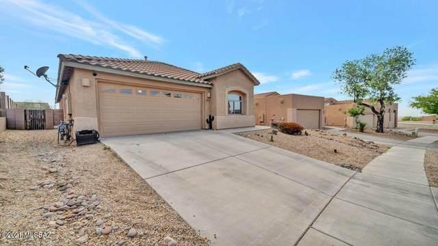 10818 E New Rock Ridge Drive, Vail, AZ 85641 (#22110751) :: Tucson Property Executives