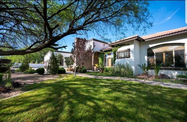 3040 N Park Circle, Nogales, AZ 85621 (#22110757) :: Tucson Real Estate Group