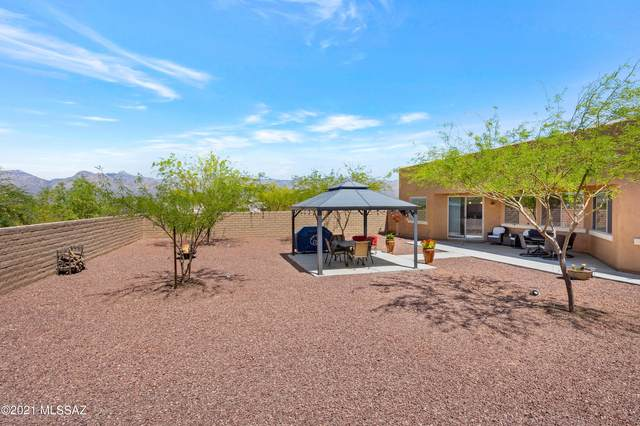 1497 N Ohana Place, Tucson, AZ 85715 (#22110958) :: Long Realty - The Vallee Gold Team