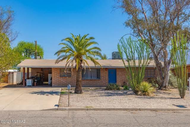 881 E Alta Vista Street, Tucson, AZ 85719 (#22111023) :: Keller Williams