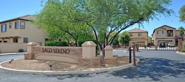 15193 S Camino Glorieta Alegre, Sahuarita, AZ 85629 (#22111169) :: Gateway Realty International