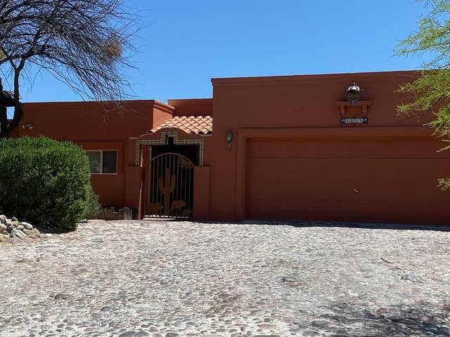 8209 E Big Horn Trail, Tucson, AZ 85750 (#22111187) :: Long Realty - The Vallee Gold Team